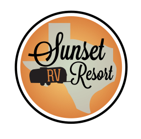 Sunset RV Resort logo